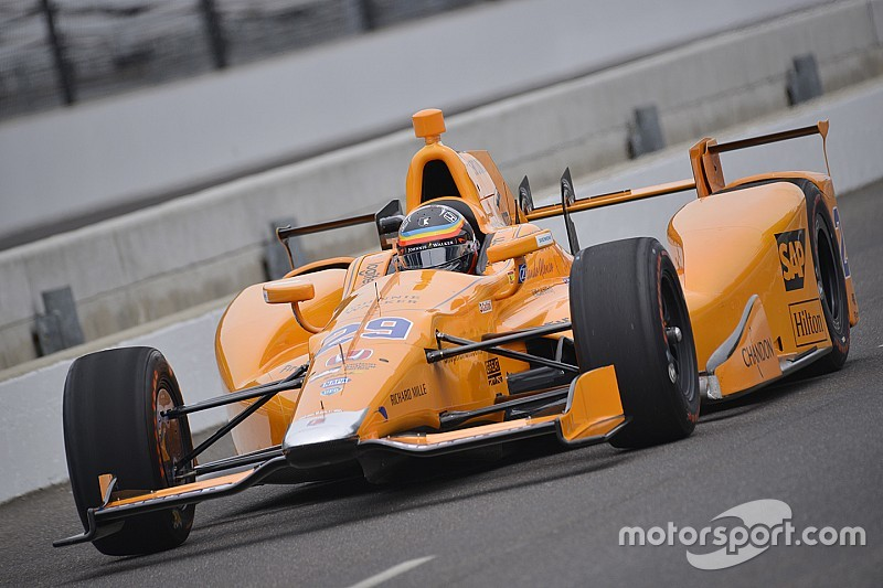 Alonso confirma participação na Indy 500 em 2019