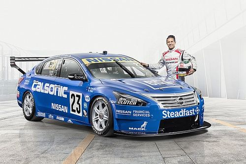 Nissan brings famous Calsonic livery to Supercars