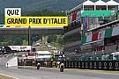 Quiz - Connaissez-vous bien le GP d'Italie?