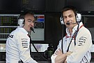 Wolff: Tech chief exits wouldn't affect Mercedes