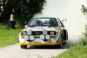 Historisch Feature Bildergalerie: Die legendären Rallyeautos der Gruppe B in Saalfelden