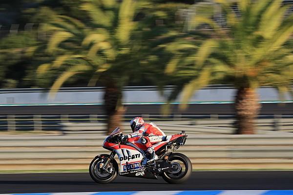 MotoGP Résumé d'essais Essais Jerez - Dovizioso renoue avec la 1re place, Crutchlow encore 2e