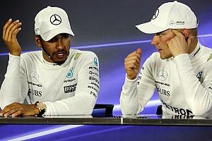 Mercedes veut davantage de stress et de tension interne en 2018