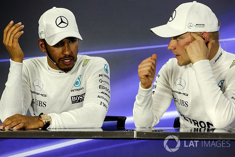 Mercedes ziet met oog op 2018 maar al te graag een sterkere Bottas