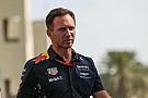 Christian Horner: Renaults McLaren-Deal geht uns nichts an