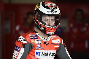 Pour Lorenzo, la direction de course doit prendre des mesures fortes