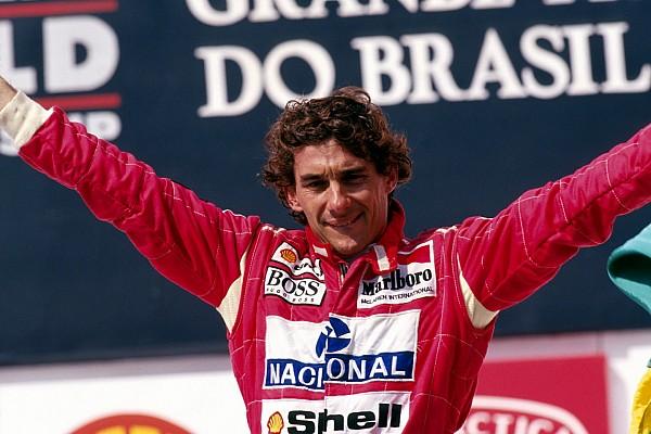 Formule 1 Il y a 25 ans... Senna triomphe à domicile