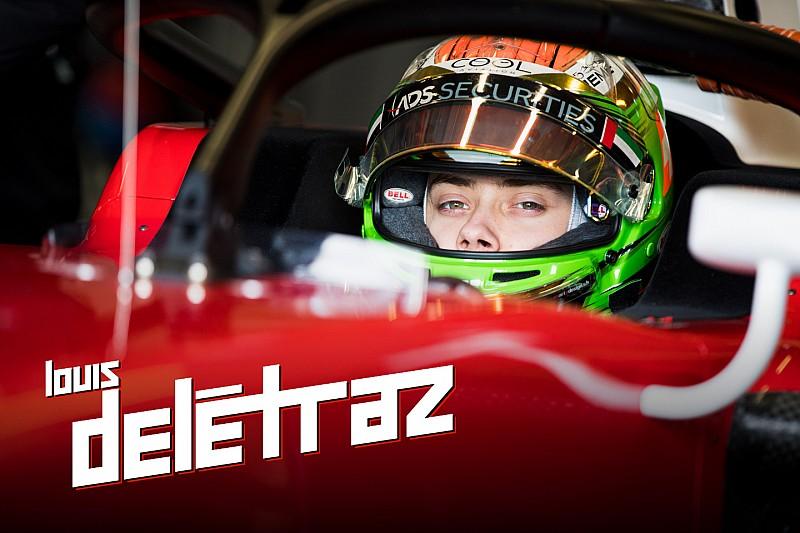 Chronique Louis Delétraz – Sous l'œil de Ferrari en 2018