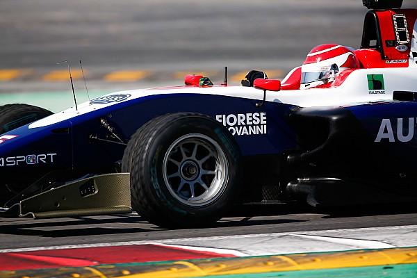 GP3 Noticias Pedro Piquet se une a la parrilla de GP3  con Trident