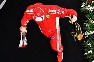 """Formule 1 Reacties Raikkonen derde: """"Niet ideaal als je vanaf P2 komt"""""""