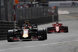 """Vettel: """"Ricciardo totálisan megérdemli a győzelmet"""""""
