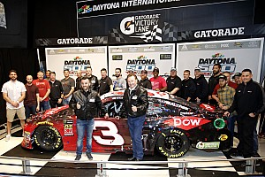 NASCAR Cup Interview Austin Dillon writes his Daytona 500 history – in permanent ink