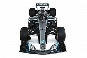 Відео: аналіз нового боліда Mercedes W09