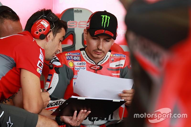 Ducati tak melarang Lorenzo tes Honda