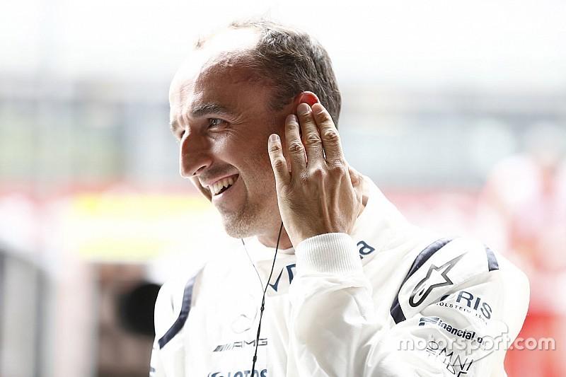 Kubica: Senki nem számított arra, hogy ilyen gyenge lesz a Williams