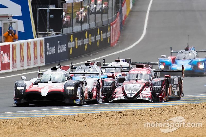L'EoT modifiée pour rapprocher les LMP1 privés des Toyota