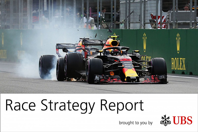 Strategy Report: How Red Bull clash was gift to Mercedes