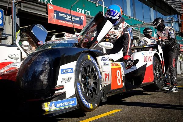 Per Fernando Alonso e la Toyota buona la prima a Spa