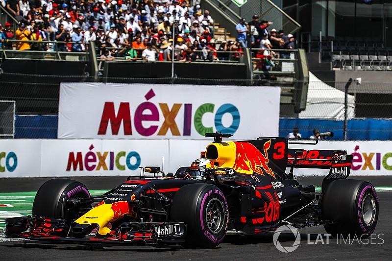 Ріккардо отримав штраф на стартовій решітці Гран Прі Мексики