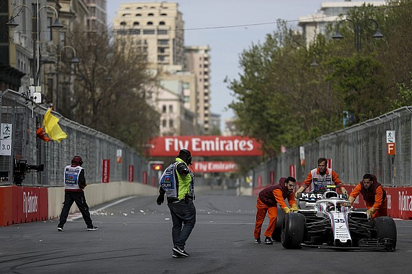Formula 1 FIA throws out Williams bid to overturn Sirotkin penalty