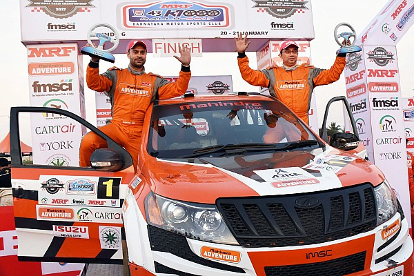 Indian Rally Breaking news Bangalore INRC: Gill clinches fifth title with win