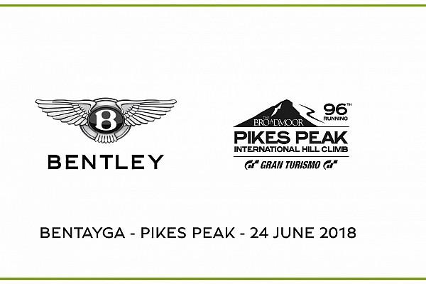 Autó Motorsport.com hírek  Fura páros: a Pikes Peak meghódítására készül a Bentley