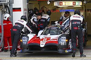 24 heures du Mans Interview Toyota hyper favori :