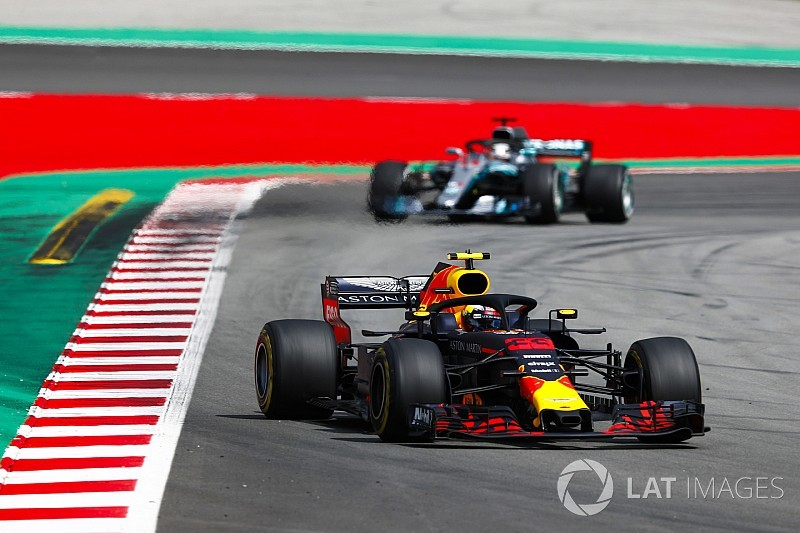 """Red Bull-Honda """"absolutely the right decision"""" - Mercedes"""
