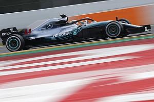 F1 测试报告 2018首轮测试收工:汉密尔顿创造最快单圈时间