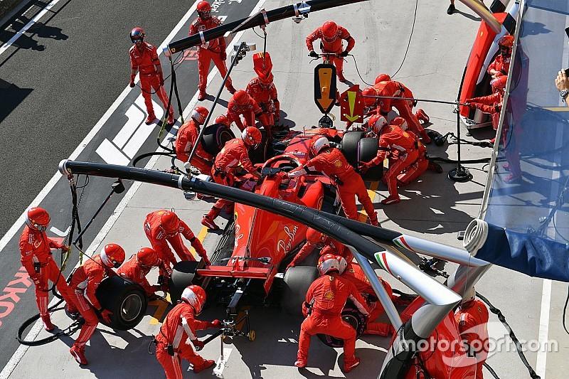Pirelli diz que duas paradas obrigatórias não melhorariam GPs