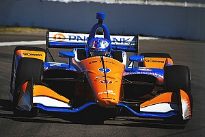 IndyCar Practice report St. Pete IndyCar: Dixon on top as King stars, then shunts in FP3
