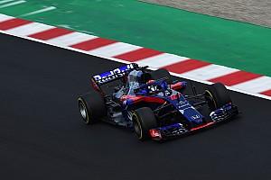 Formel 1 Reaktion Toro Rosso überzeugt beim Test: Der Honda-Antrieb läuft und läuft