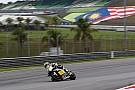 Moto2 Luthi, rival de Morbidelli por el título, es duda para la carrera de Moto2
