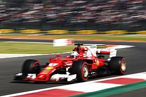 Formule 1 Réactions Vettel, victime d'un problème d'extincteur: