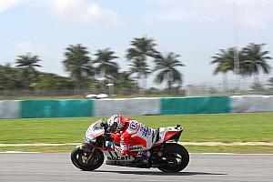 MotoGP Репортаж з практики Гран Прі Малайзії: у розминці найшвидшим став Довіціозо