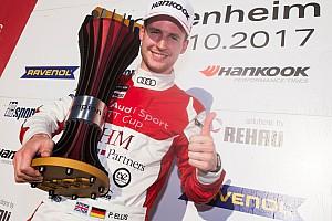 """Turismo Gara Il titolo Audi TT Cup allo """"svizzero"""" Philipp Ellis!"""