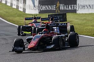 Dal 2019 i piloti di FIA F3 potranno usare il DRS tutte le volte che vorranno