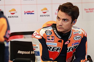 Pedrosa ha ceduto alla corte della KTM: sarà il suo collaudatore in MotoGP nel 2019