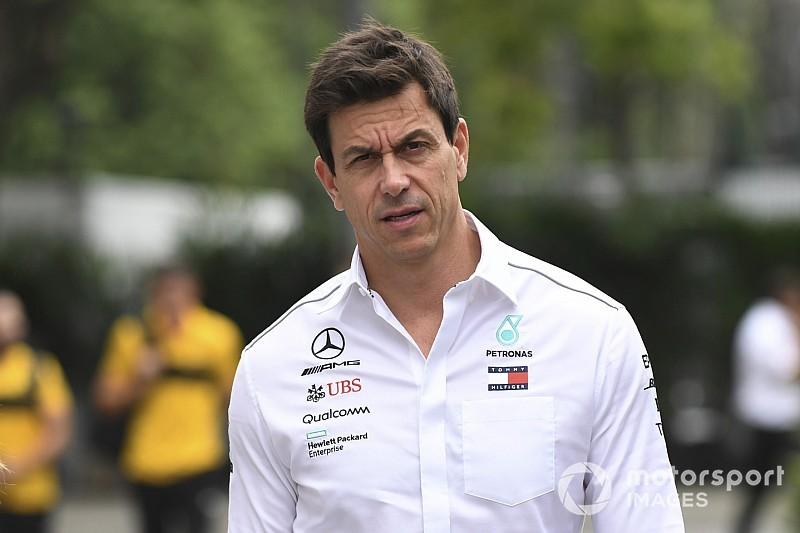 15 statt 25 Rennen: Ungewöhnliche Forderung von Mercedes