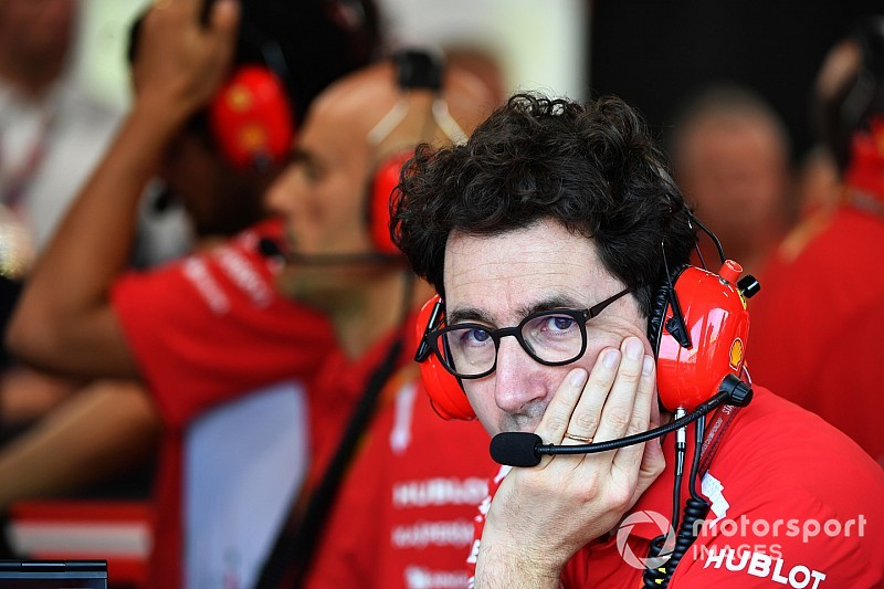 Ferrari прийняла «неправильне рішення», запросивши Бінотто