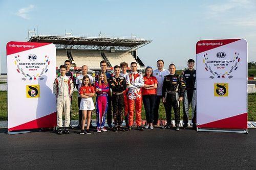Mocna reprezentacja biało-czerwonych na II Igrzyska Sportów Motorowych