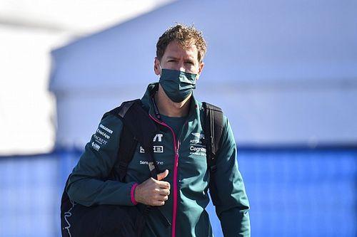 Vettel, Amerika GP'de motor cezası alacak!
