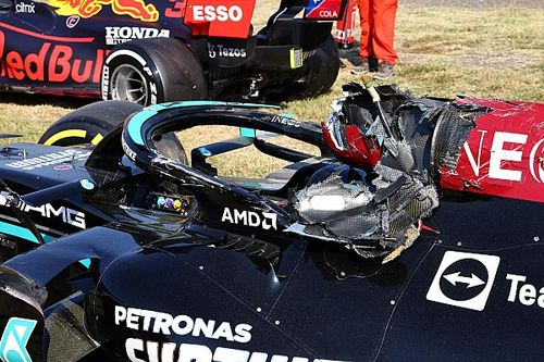 Hamilton saved by science not luck in Monza crash, says halo university director