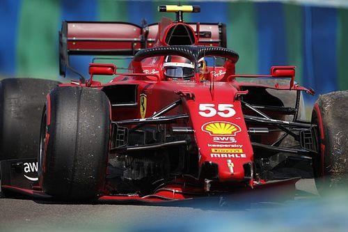Ferrari оправдала споры с Сайнсом по ходу гонки