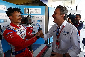 Верляйн уперше виграв кваліфікацію Формули Е, Масса став третім
