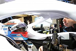 Pályára gurult a Williams FW42 az F1-es teszten Barcelonában