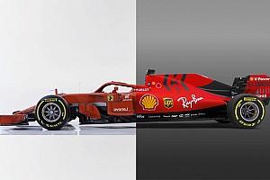 Было – стало: как изменилась машина Ferrari за год