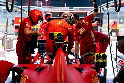 A Ferrari kiadta Leclerc különleges onboard felvételét az emlékezetes eseményről