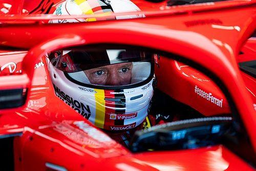 """Binotto juge """"normal et évident"""" que Vettel soit surpris"""