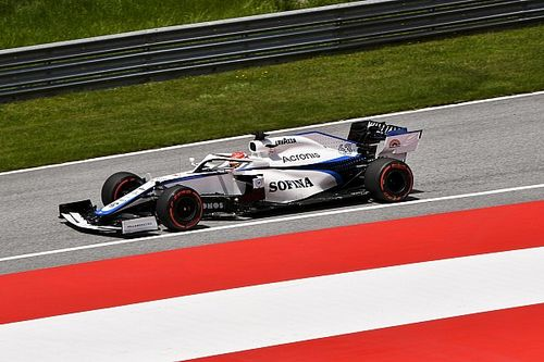 Williams mógł wejść do Q2